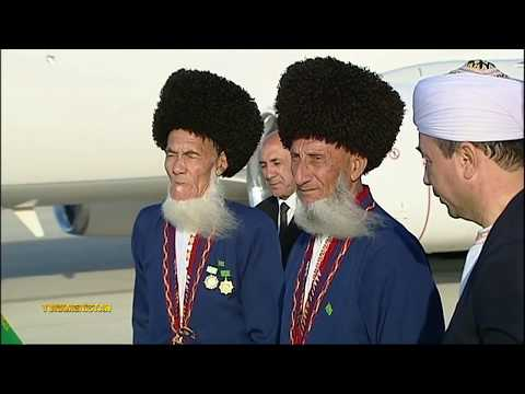 Новости Телевидения Туркменистана01.05.2018