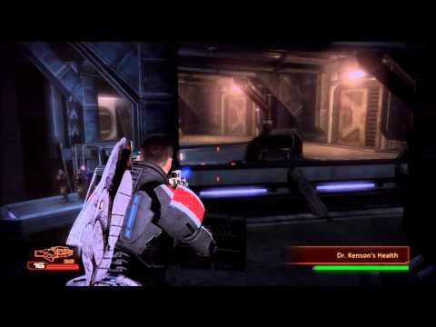Mass Effect 2: Arrival Walkthrough Video Guide Gameplay (PC PS3 XBox 360)