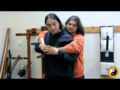 Kung Fu Techniques: Rear Bear Hug Defense The Basics Image 1