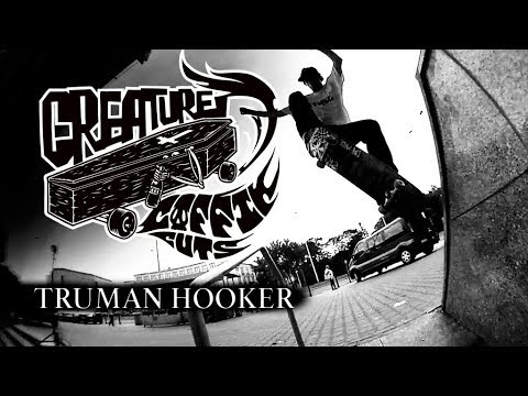 The Creature Video Coffin Cuts: Truman Hooker