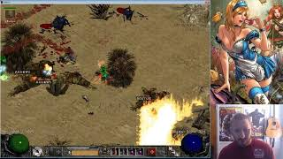 How Many Skill Points to invest in MULTI-SHOT ??  Diablo 2