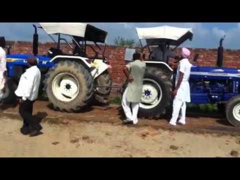 Tractor Stunt Sonu Boparai video