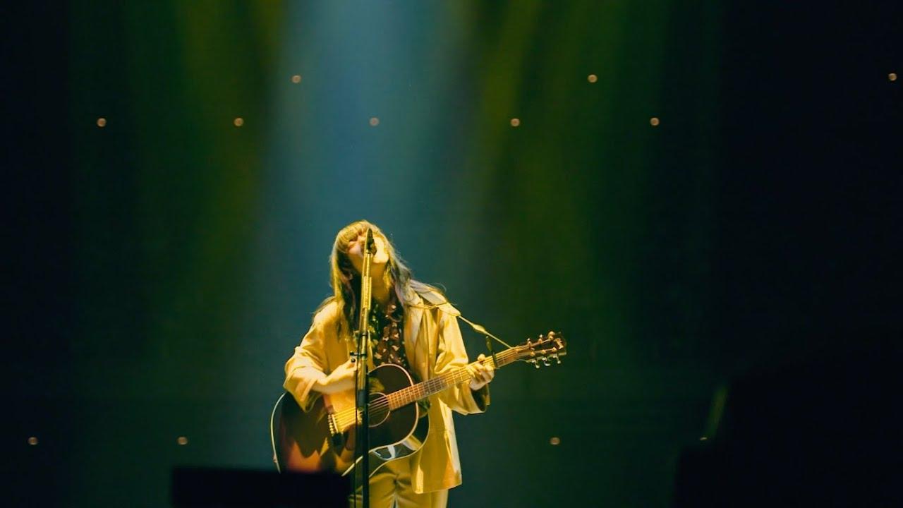 あいみょん - Trailer映像を公開 新譜「AIMYON BUDOKAN -1995-」Live DVD/Blu-ray 2019年10月2日発売予定 thm Music info Clip
