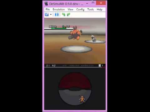 pokemon black & white rom + exp patch