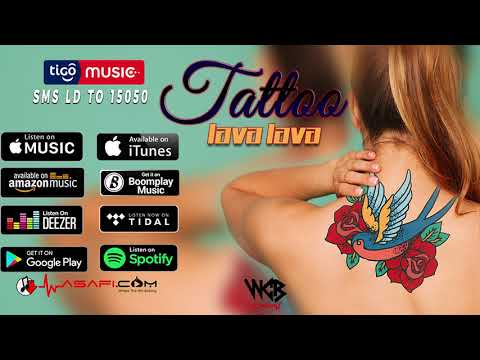 Lava Lava - Tattoo (Official Audio) thumbnail