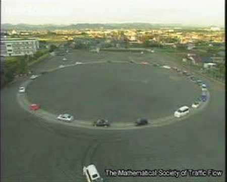 Shockwave traffic jams recreated for first time