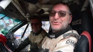 Dakar 2017: interviste all'arrivo, Gemelli De Lorenzo