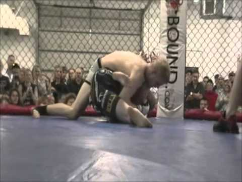 Adam Packer Vs. Ryan Fitzgerald (Belt Defense)