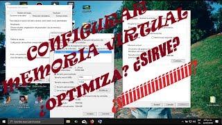 Configurar Memoria Virtual Windows 7, 8.1 y 10. ¿Sirve? ¿Optimiza?