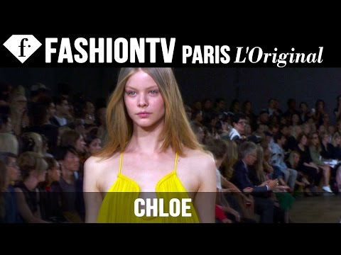 Chloe Spring/Summer 2015 Runway Show | Paris Fashion Week | FashionTV