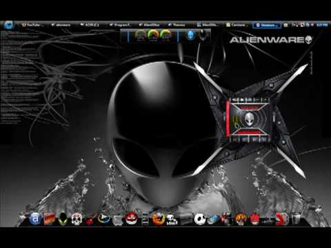 CONVIERTE TU WINDOWS XP O VISTA  EN UNA ALIENWARE!!!