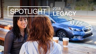 Updated 2018 Subaru Legacy | Spotlight