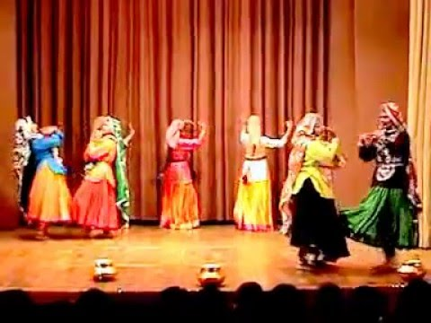 Haryanvi Folk Dance-4 Www.danceofindia.org video