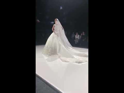 Самые модные свадебные платья 2019