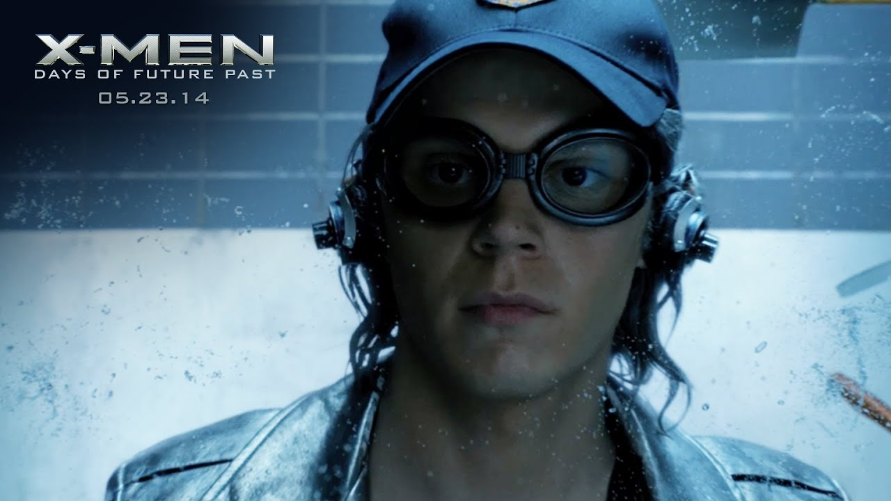 Quicksilver Avengers 2 And Days Of Future Past X-Men: Days of Future ...