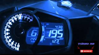 KAWASAKI NINJA 400 TOP SPEED OFICIAL