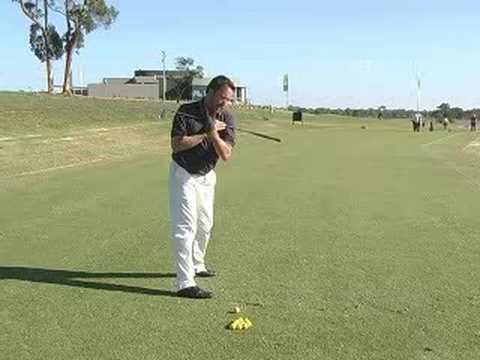 Golf - The Two Plane Golf Swing. Presented by GolfZone