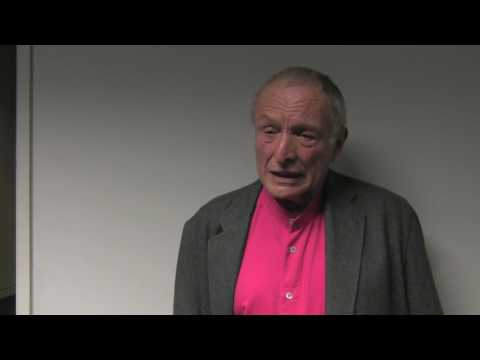 2009 Stirling Prize Winner: Richard Rogers Interview