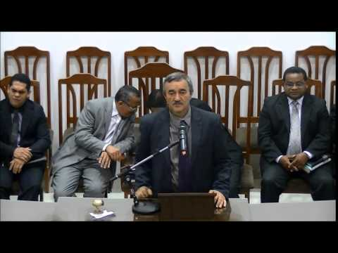 Culto de Avivamento (20/12/2014) - Ivonaldo Albuquerque