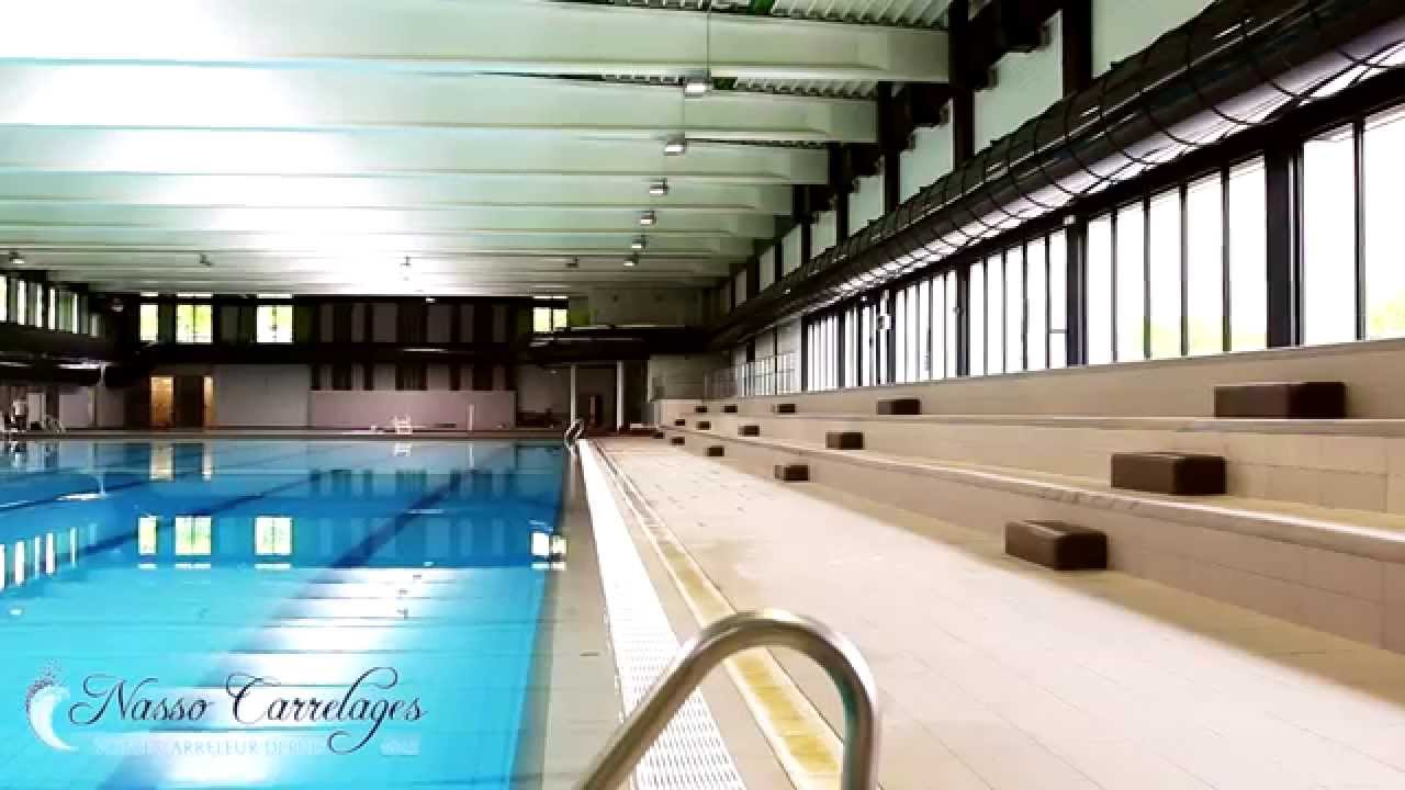 Piscine olympique lothaire metz nasso carrelages youtube for Piscine olympique