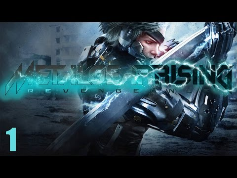 EL RAYO - METAL GEAR RISING - Ep 1