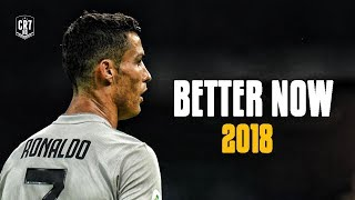 Cristiano Ronaldo Post Malone Better Now 2018 Skills Goals Hd