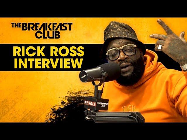 Rick Ross Unpacks Stories From His Book, Talks Nicki Minaj, Port Of Miami 2 + More thumbnail