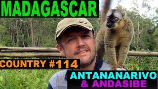 Madagascar - Arrive To Madagascar (Finnish) [HD]