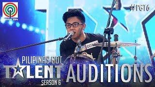 Pilipinas Got Talent 2018 Auditions: Jeiem Lingayo