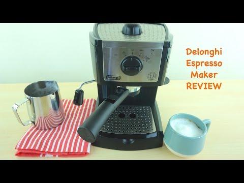 delonghi espresso machine maintenance