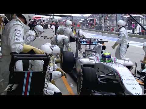 Formula 1 2014 Chinese Grand Prix