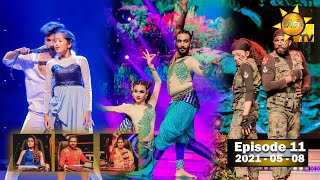 Hiru Super Dancer Season 3 | EPISODE 11 | 2021-05-08