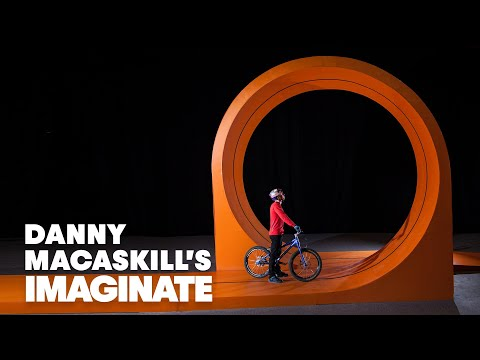 Danny MacAskill s Imaginate
