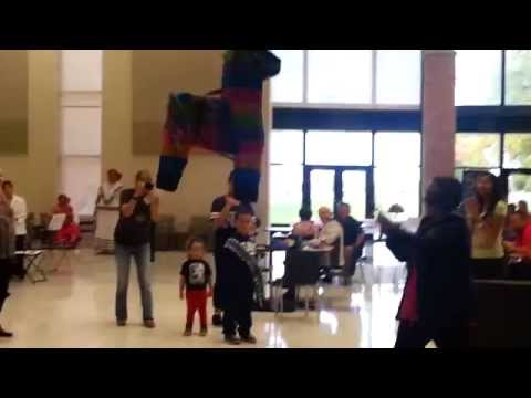 Hispanic Heritage month celebration at Lorain County Community College - Elyria, Ohio
