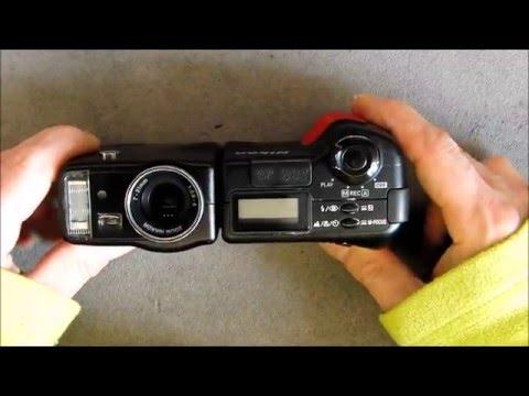 Nikon Coolpix 950 teardown