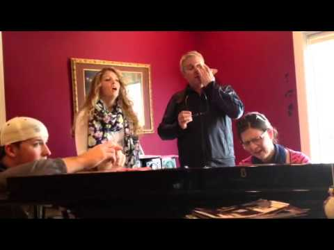 Burdens Are Lifted at Calvary - The Collingsworth Family