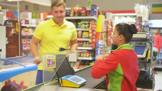 UNPOS ,Android POS,Smart POS,Cloud POS with small shopping store  support mobile payment