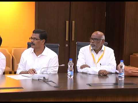 TDP COORDINATION MEETING BY AP CM AT SECRETARIAT ON 06112018
