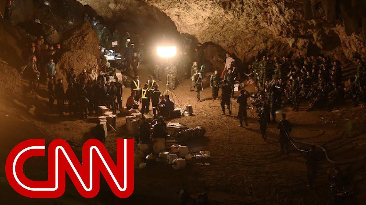 Former navy SEAL diver dies in Thai cave