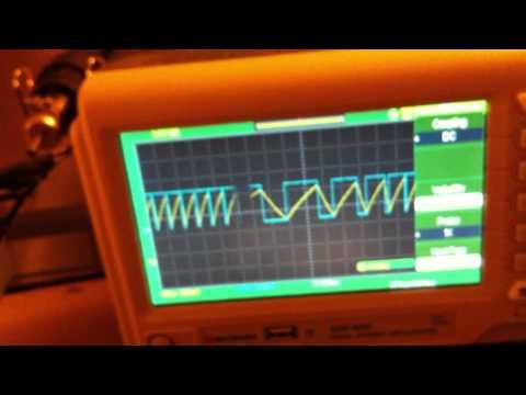 555 Timer Signal Generator Circuit