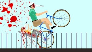 BRUTAL DEATH TRAPS! (Happy Wheels)