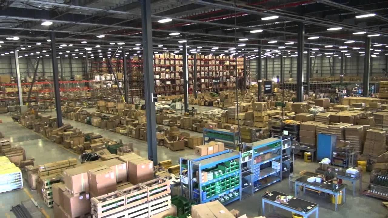 Ampliaciones de la fabrica de john deere en granadero - Muebles de la fabrica ...