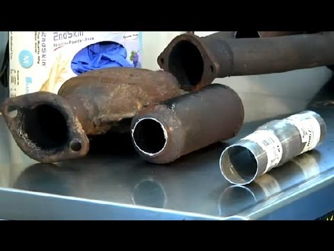 What Happens if You Replace the Exhaust Resonator With a Pipe? : Under the Car Repairs