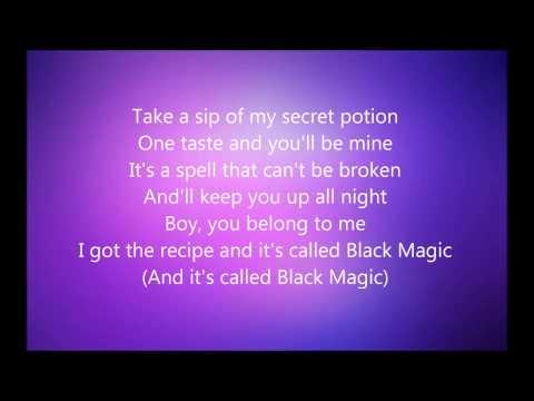 Little Mix - Black Magic (Lyrics)