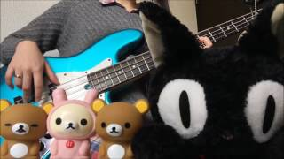 SEKAI NO OWARI スターライトパレード Bass cover