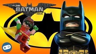 Lego Batman Movie Game iOS App Gameplay