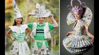 Как сделать костюмы своими руками 100