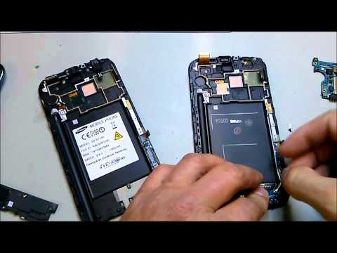 Samsung Galaxy Note 2 N7100 AMOLED replacement