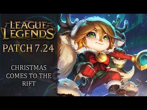 Atualizao - League of Legends