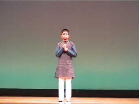 KBS - Adithyaa sings Nenjukkul from Vaaranam Aayiram.